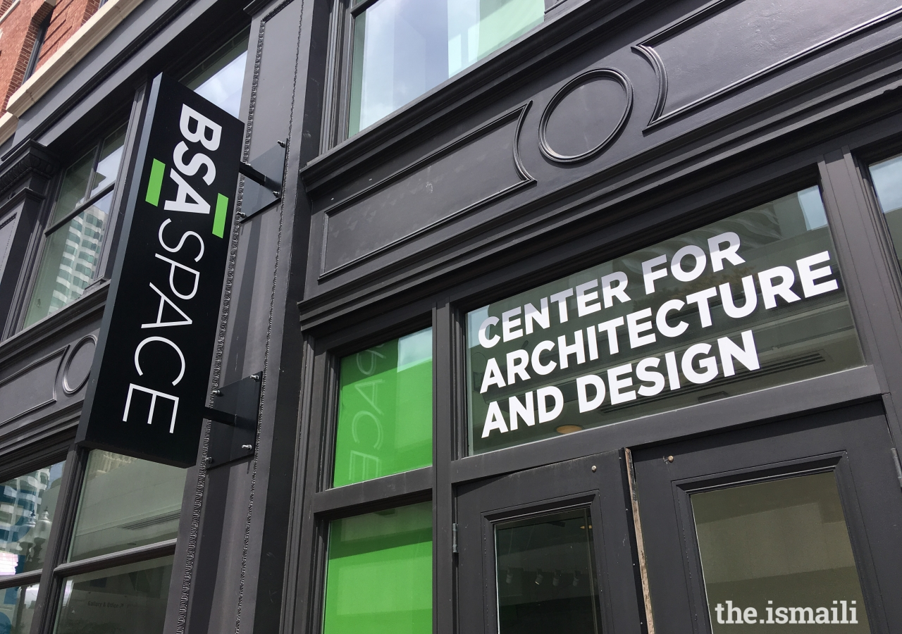 Design for Diversity is being displayed  at the Boston Society for Architects Space in Boston.