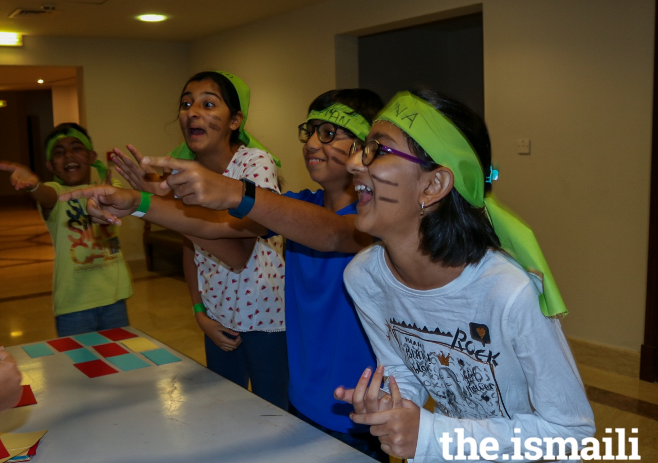 The participants not only enjoyed the activities at the fullest but also bonded well during these modules