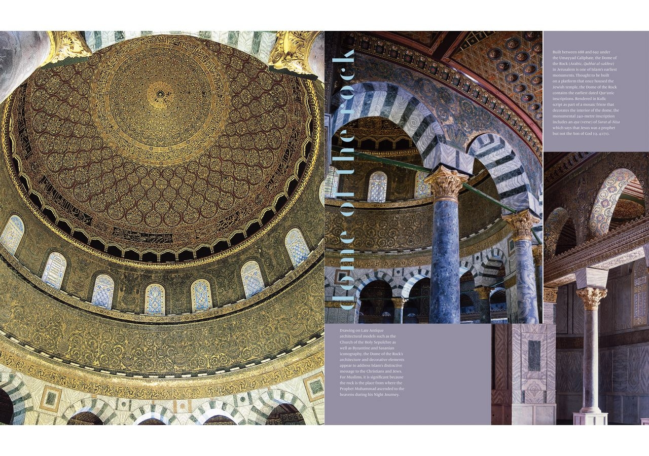 """Vivid images from """"Islam: An Illustrated Journey"""""""