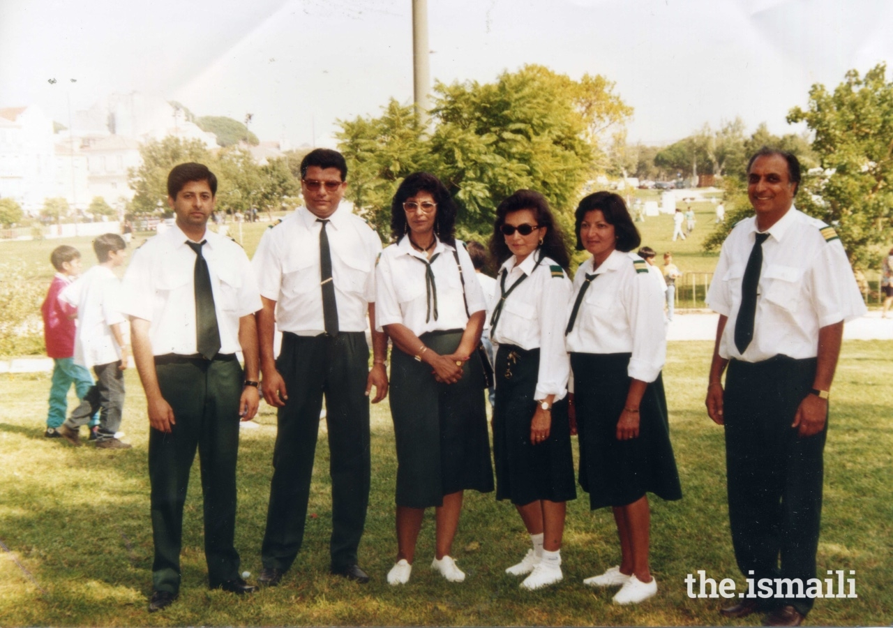 Ismaili Volunteers in Portugal have been serving since the Jamat settled in the country in the 1970s.