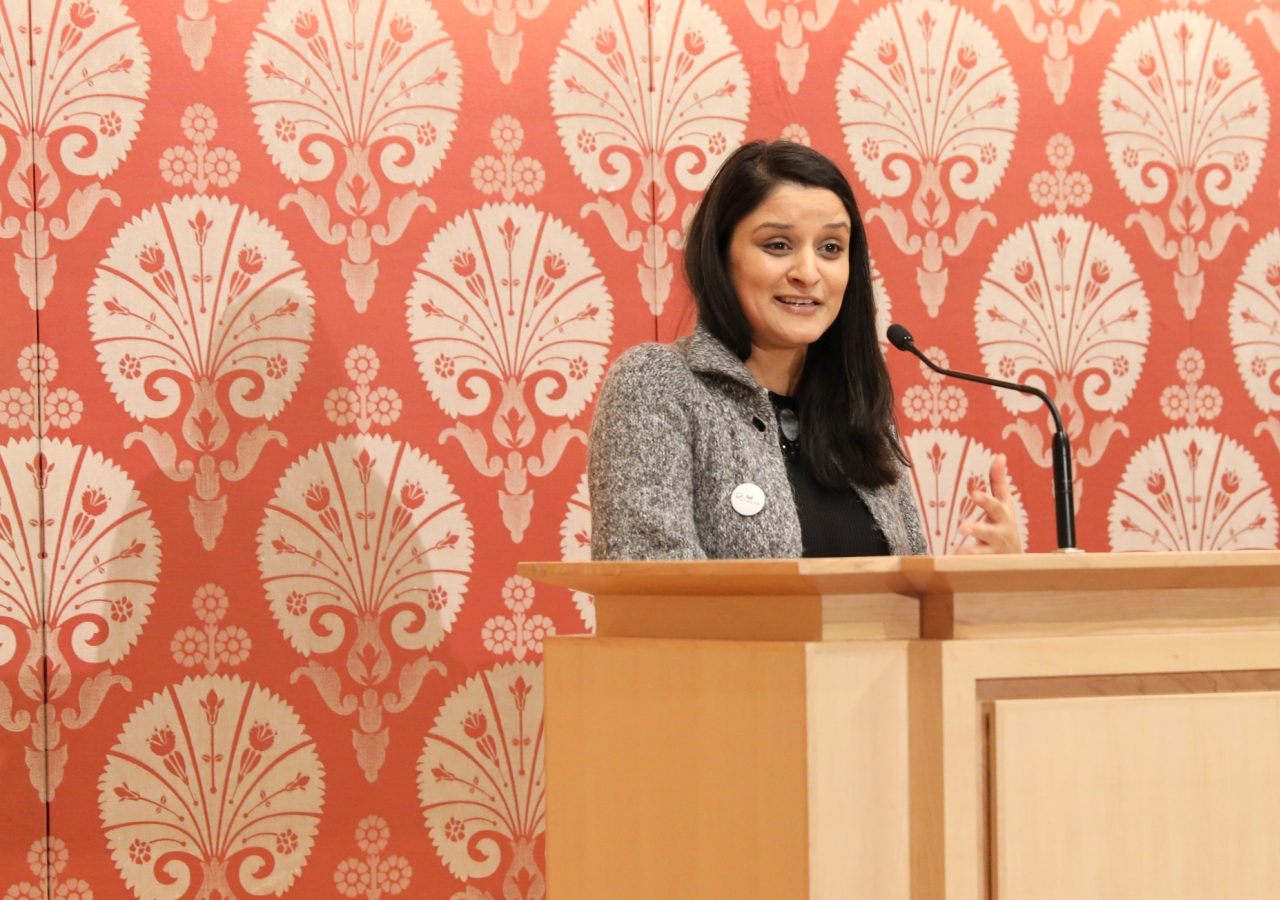 Dr. Gursharan Virdee, Psychologist and Researcher at the Centre for Addiction and Mental Health