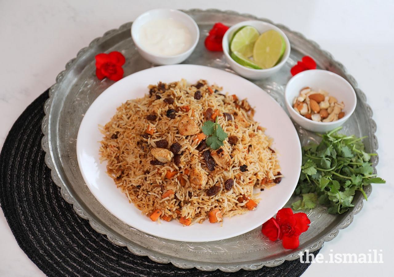 Kabuli Pilau Recipe