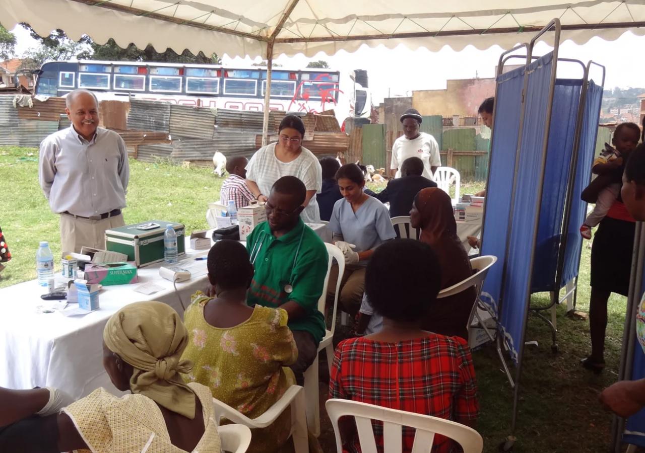 HOW THE ISMAILI COMMUNITY HAS CONTRIBUTED TO UGANDA