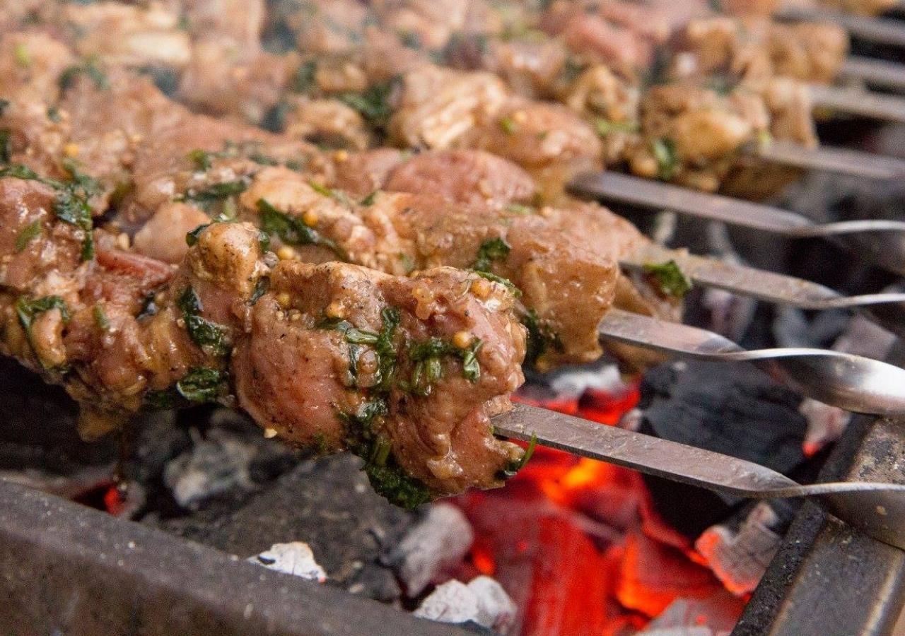 East African Beef Mishkaki