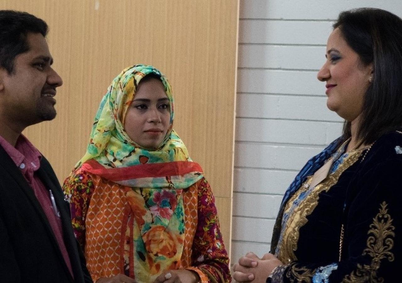 Celebrating Eid al-Fitr with Community & Civic Leaders NZ