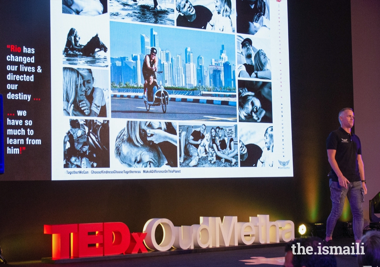 """TEDxOudMetha explored a theme of """"Exponential Impact,"""" assembling decision-makers and thought leaders across a variety of industries."""