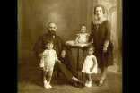 Ashad Ali Haji and his family in Madrid, circa 1928. Ismaili Council for Portugal