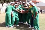 Men's cricket – India vs. Kenya.