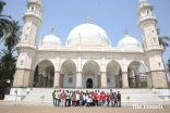 Popularly known as  'The Taj Mahal' of Mumbai, Hasnabad Mausoleum is part of the Heritage walk organised by the Communications team of the National Council for India.