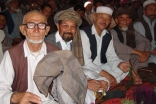 Old and young gathering to celebrate Imamat Day in Kabul