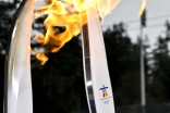 The Olympic flame passed between some 12 000 torch bearers during its 45 000 kilometre journey that touched over 1 000 communities and places of interest across Canada.