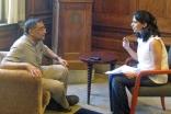 Shenila Khoja-Moolji interviewing Professor Ali Asani for this article.