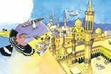 In Primary Two, Hoopoe, the bird of wisdom, takes children on a journey into the past. Here Hoopoe introduces the Fatimid city of Cairo.