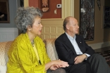 Former Governor General of Canada the Right Honourable Adrienne Clarkson and John Ralston Saul spoke with Sheherazade Hirji following Mawlana Hazar Imam's lecture at the 2010 LaFontaine-Baldwin Symposium.