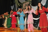 A traditional Afghan dance during Navroz celebrations in Vancouver.