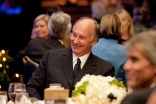 Mawlana Hazar Imam at the 2011 Founders Day Banquet, where he was awarded the University of California San Francisco Medal.