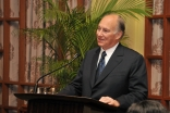 Mawlana Hazar Imam addresses the leaders of the Far East Jamat.