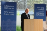 Mawlana Hazar Imam was at the Delegation of the Ismaili Imamat in Ottawa on 28 May for the inauguration of the Global Centre for Pluralism's Annual Pluralism Lecture series.