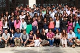 Participant group shot from Global Encounters 2013.