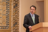 John Stackhouse, Editor-in-chief of The Globe and Mail, delivers the 2013 Ismaili Centre Lecture in Burnaby, Canada.