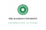 The Aga Khan University - Celebrating 30 Years.