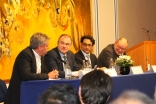 On 27 March 2014, the Ismaili Centre, London hosted a panel discussion on the future of shale gas in the UK. Andrew Austin, the Rt Hon Edward Davey, MP and Professor Alan Riley formed the panel, which was moderated by Galib Virani.