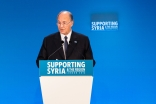 Mawlana Hazar Imam pledged to increase AKDN's Syria commitment to $200 million over the next four years.