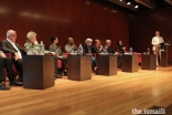 The Seminar panel was composed of members of the Aga Khan Music Awards Master Jury, Steering Committee, and Secretariat.