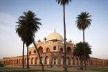 Humayun's Tomb in New Delhi.