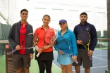 Tennis players of all ages put their abilities to the test at the US Ismaili Games. USIG2015