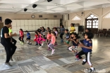 At AKYSB's The Dance Studio with Shaimak Dawar, participants groove to a variety of dance forms including freestyle and hip-hop. The Dance Studio is one amongst many attempts to make high-quality Art Education accessible to the India Jamat.