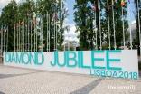 Lisbon's renowned Parque das Nações will host the weeklong Diamond Jubilee Celebration.