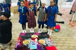Participants of the Little Master Chef programme created mouth-watering delicacies.