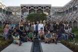 Fredric Roberts with the workshop attendees and AKF staff, at the Ismaili Centre, Lisbon. Mike Sakas