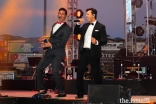 Salim-Sulaiman perform at a Jubilee Concert in Houston, Texas.