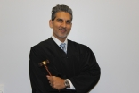 The Honorable Halim Dhanidina, an Ismaili who is a Los Angeles County Superior Court judge, is the first Muslim American judge in a superior court. Courtesy of Halim Dhanidina
