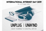 Digital Detoxification - International Internet Day - 2019