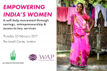 Empowering India's Women – A self-help movement through savings, entrepreneurship & access. AKF (UK)