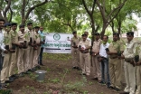 AKAHI, Gujarat Police, and Gujarat Forest Department join hands in tree planting drive