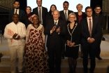 Recipients of the Global Pluralism Awards for 2017 with Mawlana Hazar Imam and the Rt. Hon. Beverley McLachlin