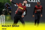 Riazat Ali Shah - Our Ugandan National Cricketer