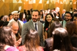 Prince Rahim meets with current graduate students of the Institute of Ismaili Studies