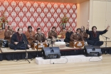 The Rizwan-Muazzam Qawwali Group performs at the Ismaili Centre, Toronto in celebration of Eid al-Adha. Vazir Karsan
