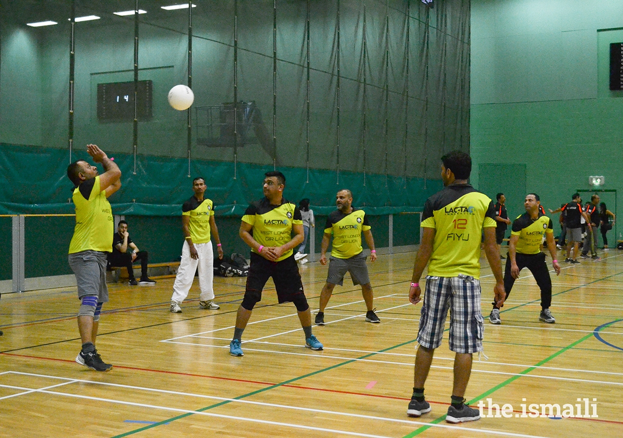 Traditional Volleyball took place on Friday 19 April 2019 at the European Sports Festival 2019, held at the University of Nottingham.