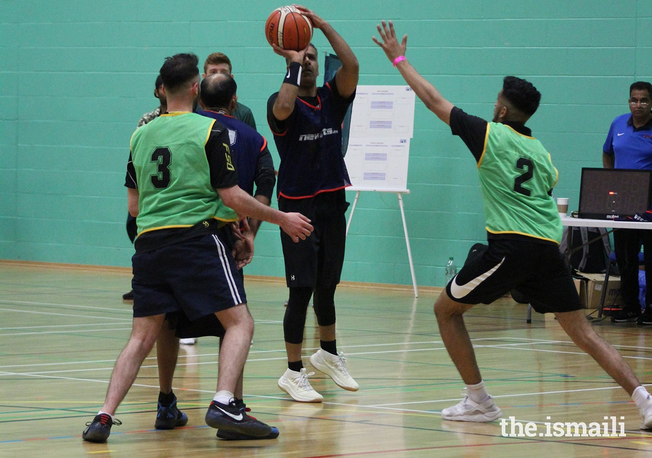 The Basketball competition took place on Friday 19 April 2019 at the European Sports Festival 2019, held at the University of Nottingham.