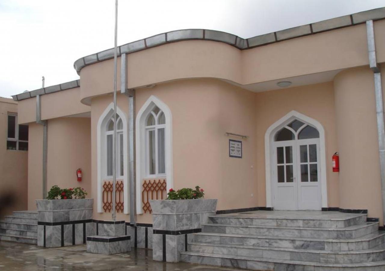 Qargha Jamatkhana in Kabul.