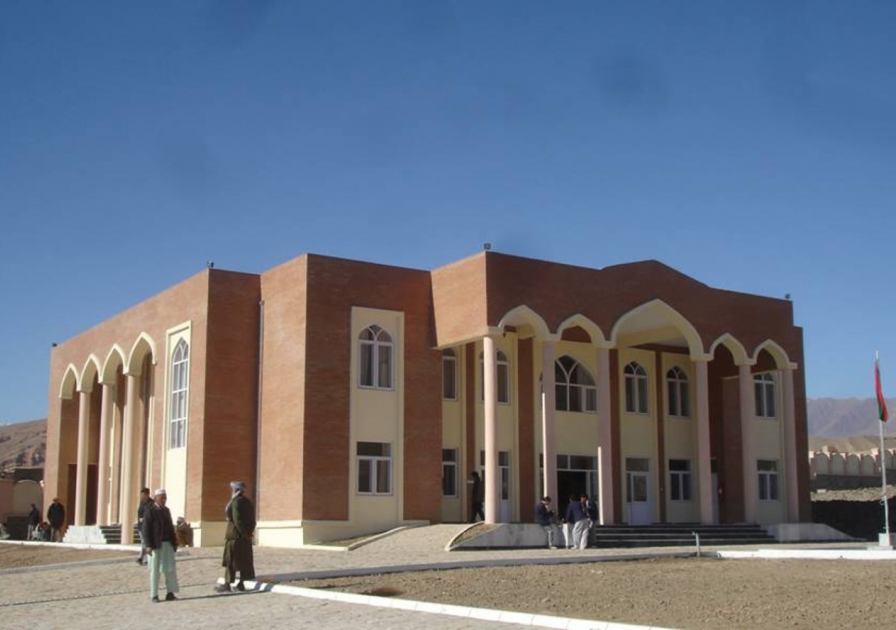 Charbagh Jamatkhana in Naikpai Valley, Baghlan.
