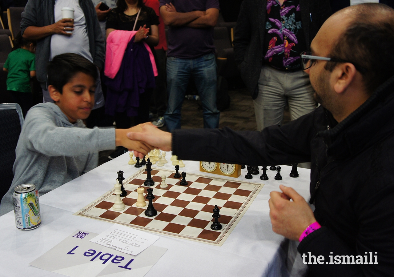 Chess took place on Sunday 21 April 2019 at the European Sports Festival, held at the University of Nottingham.