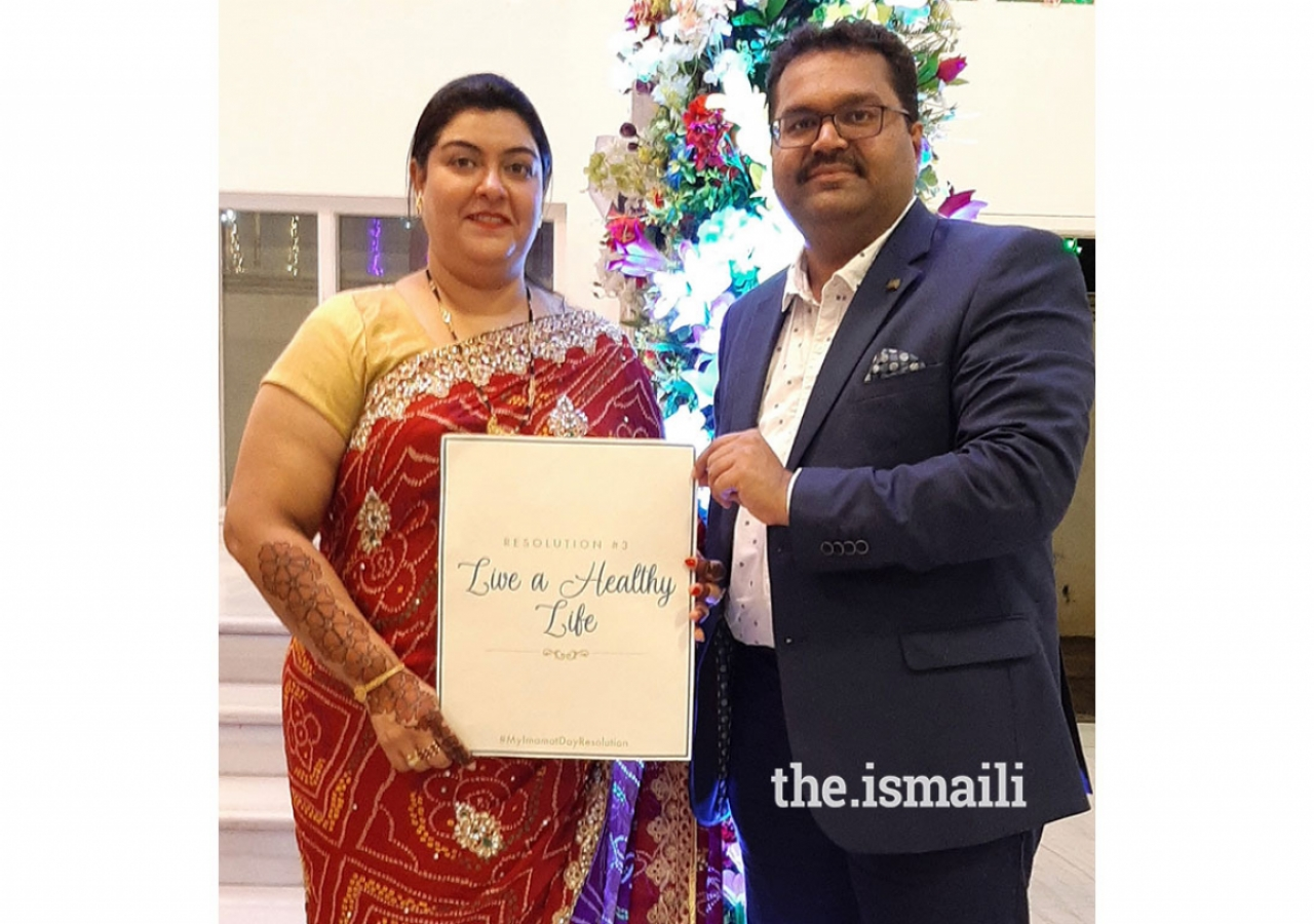 My Imamat Day Resolution 2019 - Western India