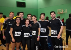 Participants from across Europe competed in the Dodgeball competition at the European Sports Festival 2019.